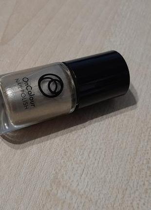 Матовый лак для ногтей oncolour 5мл 38287 орифлейм