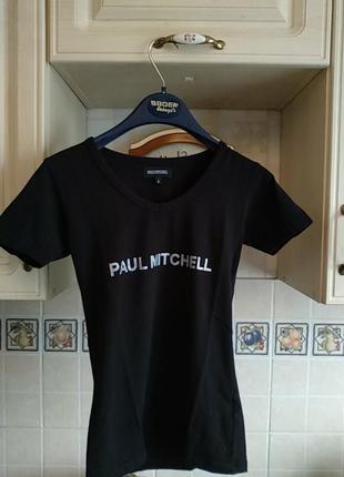 Футболка paul mitchell.s-ка.