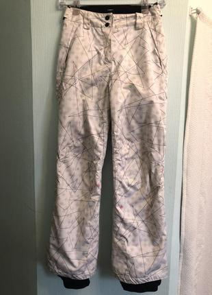 Лыжные брюки штаны rossignol