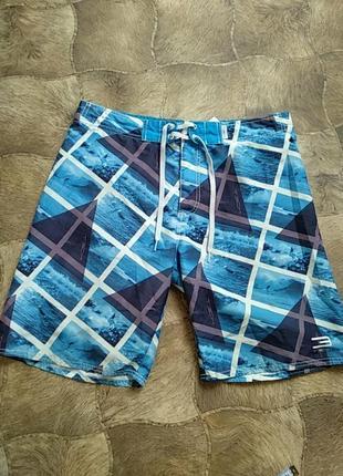 Пляжные шорты фирмы jack jones.оригинал.м-ка.