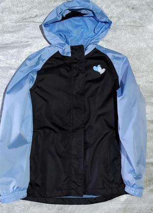 Куртка мембранная дождевик crivit на рост 146-152