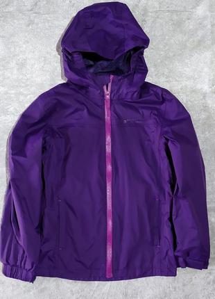 Куртка мембранная дождевик mountain warehouse на 9-10лет
