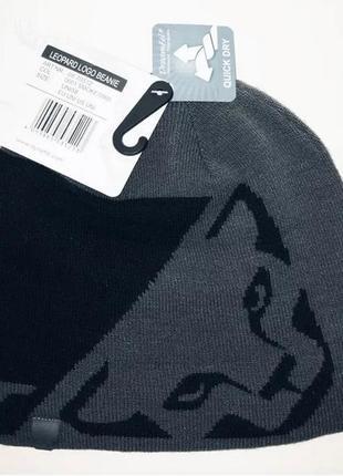 Шапка dynafit leopard logo beanie