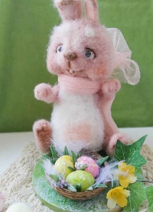 Аксессуар для фотосессий пасхальный кролик