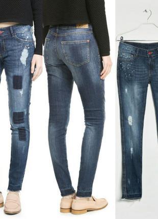 Крутые новые джинсы mango