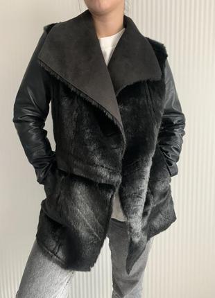 Стильная, крутеецкая курточка ( 44-48р )