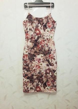 Нереально красивое стрейчевое платье, 42-44-46?, love