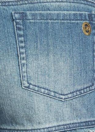 Джинсовые шорты michael kors3