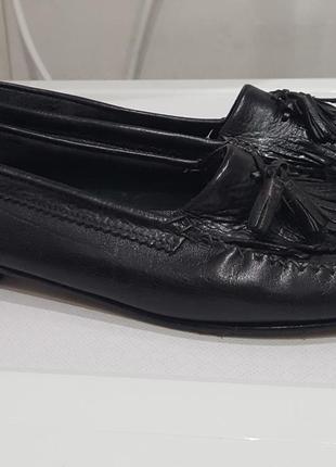 Bata кожаные туфли7 фото