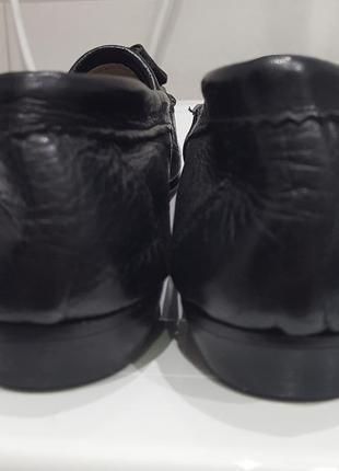 Bata кожаные туфли8 фото
