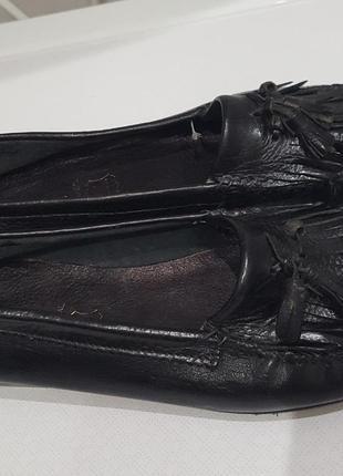 Bata кожаные туфли10 фото