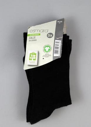 Базові жіночі шкарпетки бренду esmara