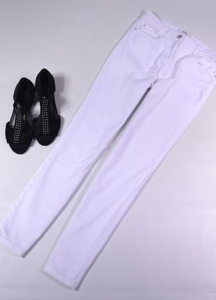 Белые джинсы wallis