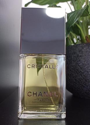 Cristalle, chanel (розпив) оригінал, особиста колекція.