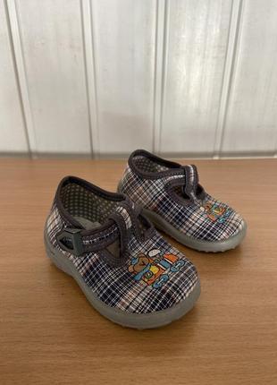Тапочки для малюків nazo