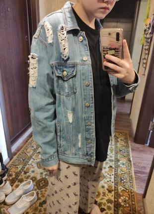 Джинсовка . джинсовая куртка