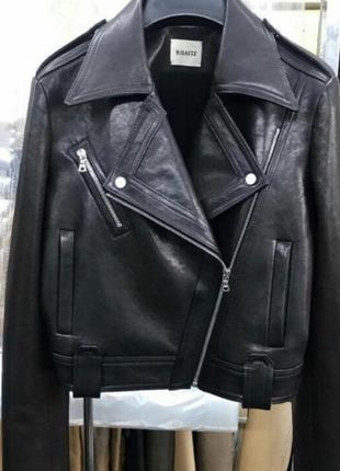 Куртка косуха женская5 фото