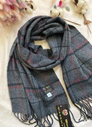 Кашемир +шерсть шарф германия