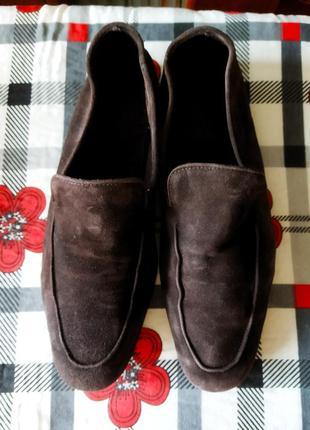 Крутые и очень удобные туфли италия