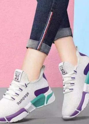 Стильные летние кроссовки
