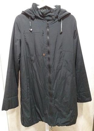 Куртка удлиненная cop.copine плащ пальто демисезонное
