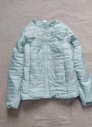 Дизайнерська куртка в гусячу лапку nathalie andersen