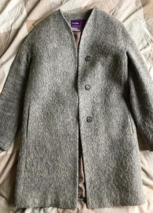 Шерстяное пальто vivalon