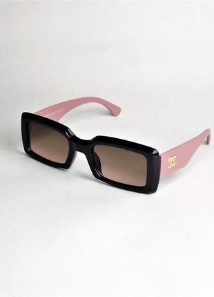 Солнцезащитные очки chnl 2090 коричневые с осветлением.