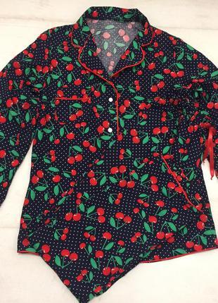 Роскошный комплект для дома рубашка и штаны