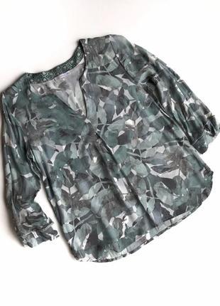 Легкая блуза из вискозы nile