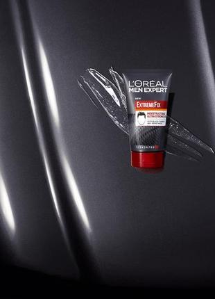 Гель для укладки волос loreal paris ультрасильной фиксации 150 мл влажные волосы3 фото
