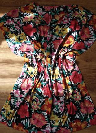 Пляжное платье h&m