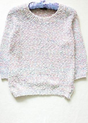 Милый меланжевый свитерок originals