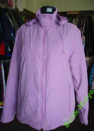 Демисезонная куртка -tom tailor- 46-48 р.