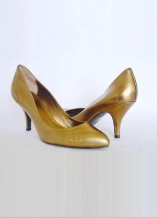 Распродажа кожа туфли jones bootmaker р 40-41 на стопу 26 см