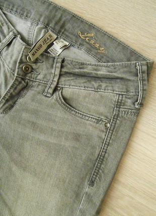 Mango прямые джинсы - 34