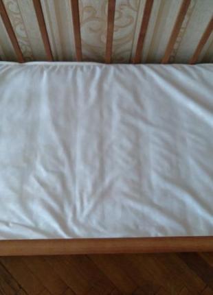 Матрас в кроватку кокосовый матрас