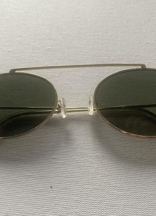 Новые овальные очки