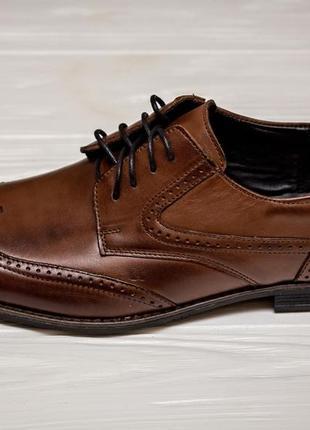 Мужские туфли 👞 броги
