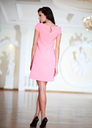 Платье цвета пудры la perla by otomanski