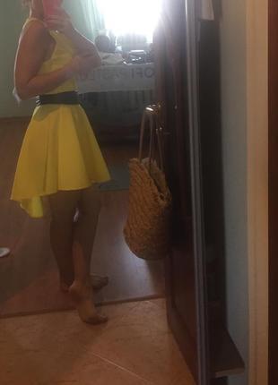 Летнее платье s