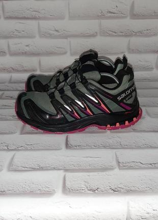 Кроссовки ботинки salomon