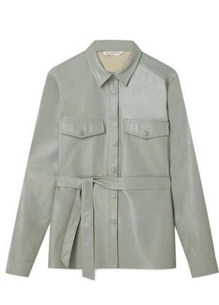 Рубашка пиджак страдивариус