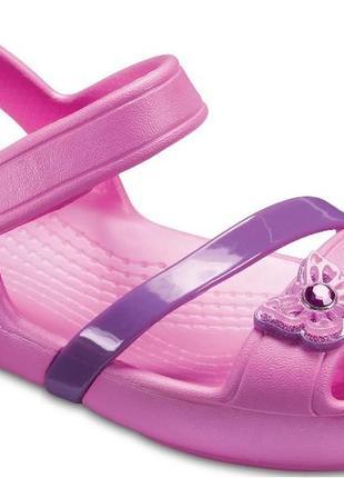 Босоножки crocs lina sandals р с5, с9,с11