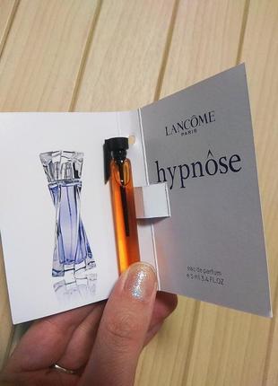 Духи парфюм аромат пробник hypnose от lancome ☕ объём 5мл