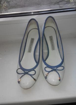 Ажурные легкие туфли