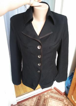 Статусный брендовый  пиджак marc aurel оригинал