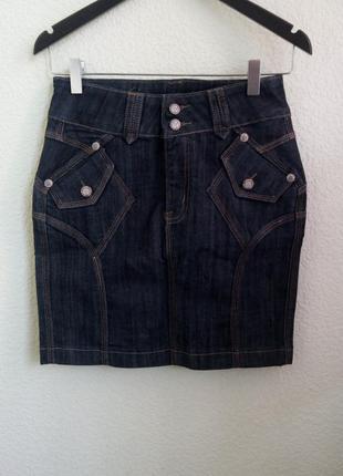Джинсовая юбка от a.t.two (2103)