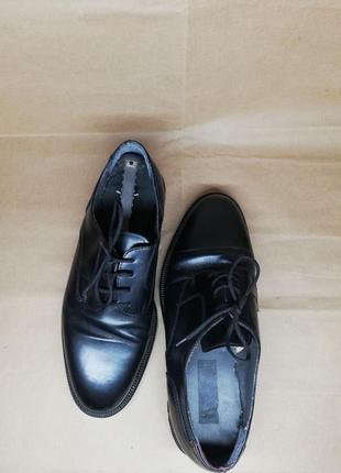 Туфли кожаные romer italy