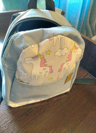 Стильный детский рюкзак